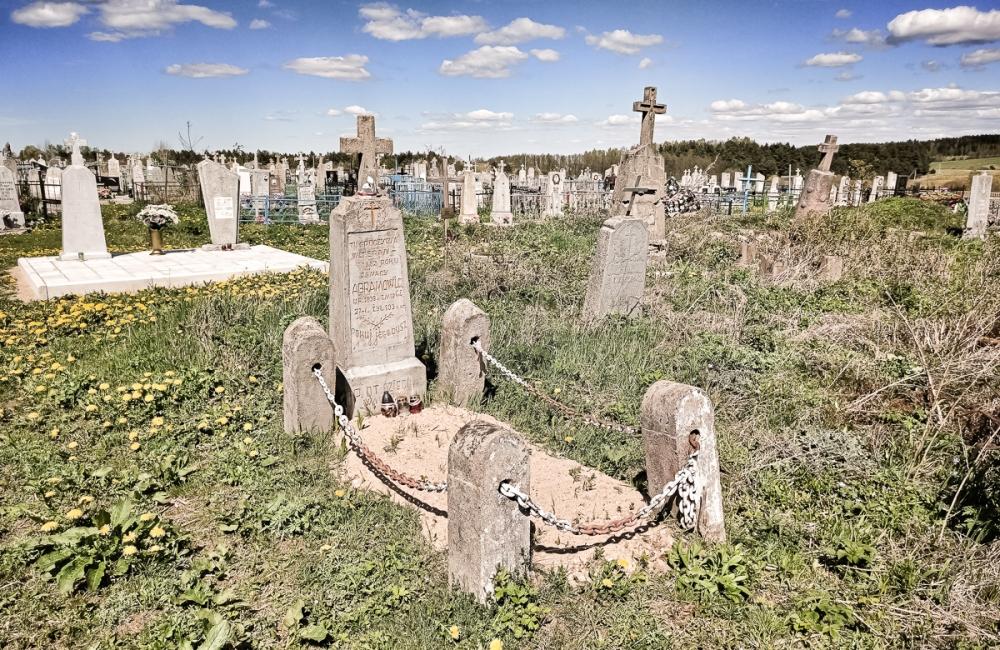 14 кладбище6 Краснае