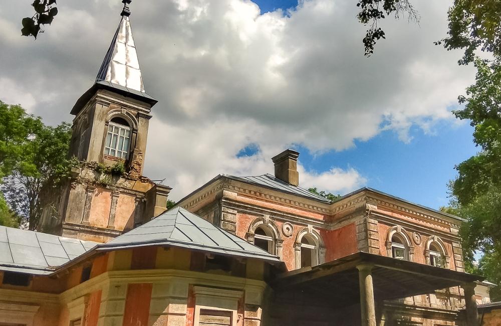 18 руины2 Ястрамбель, палац Катлубаеў
